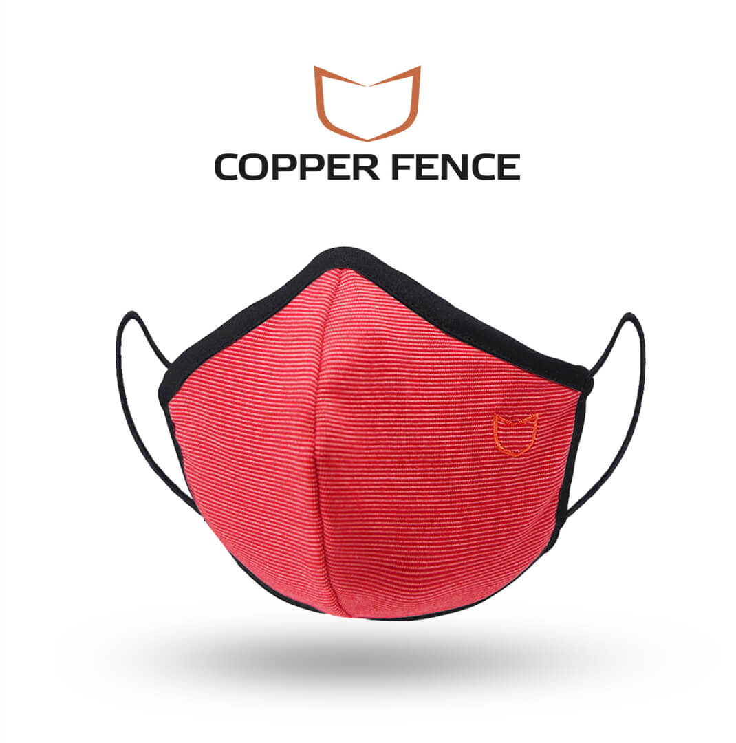 Fotografia Publicitaria para Mascarillas - Copper Fence