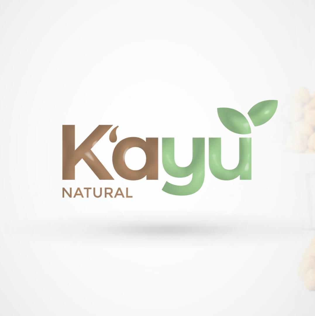 Diseño de Branding Logo - Kayu