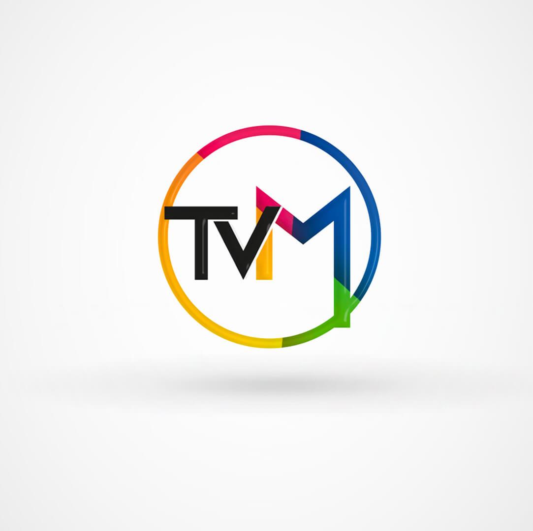 Branding Diseño de Logo - TVM