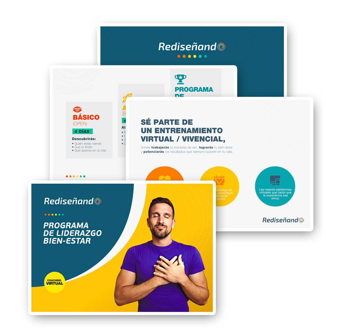 Brochure Digital Papeleria - Rediseñando