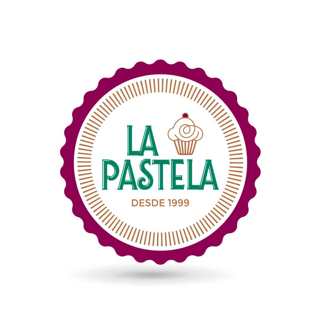 Diseño Grafico de Logo Branding - La Pastela